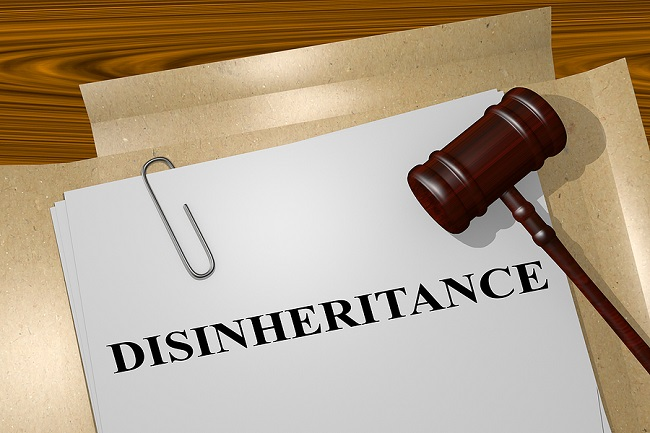 How to Disinherit a Family Member and Why You May Want To