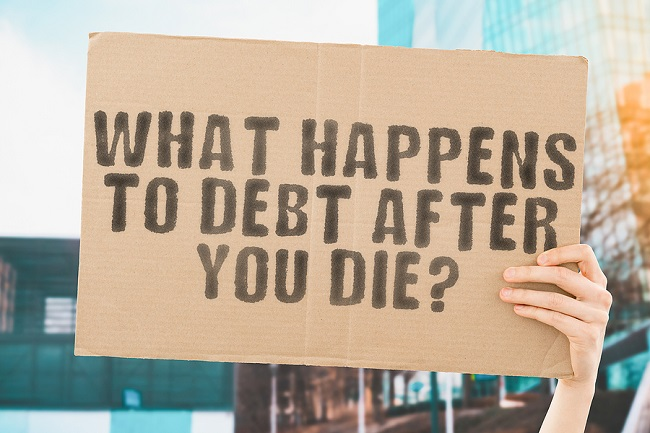 What Happens When You Die in Debt?